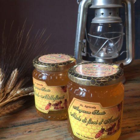 Miele Millefiori L'Agricoltore
